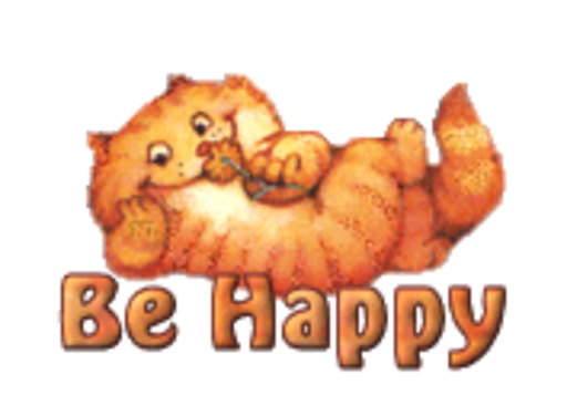 Be Happy - SpringKitty