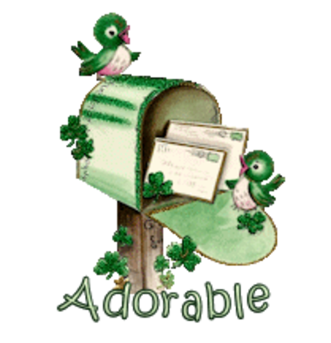 Adorable - StPatrickMailbox16