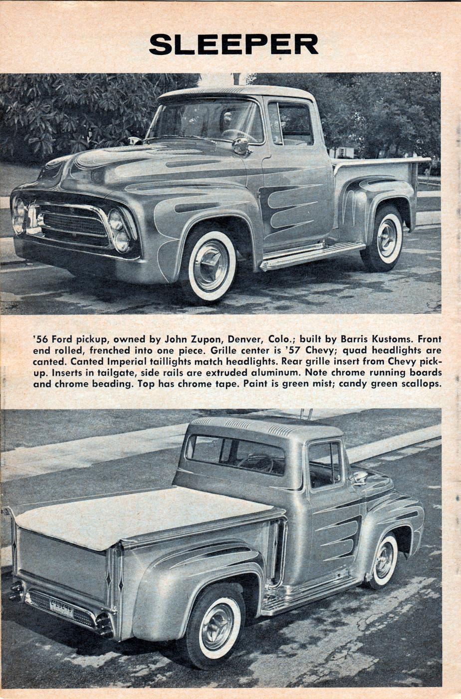 Photo: 1956Ford_JohnnyZupan-BarrisSpotlight jpg | 1956 Ford