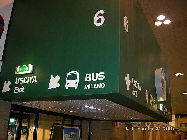 Car Hire Genoa Train Station