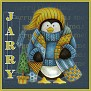 Stay Warm Penguin-Jarry