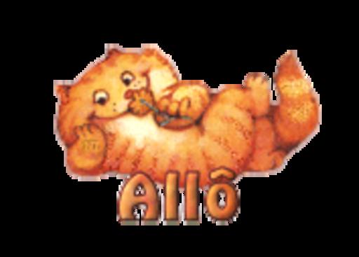 Allo - SpringKitty