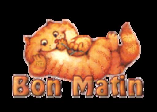 Bon Matin - SpringKitty