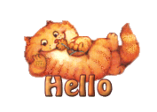 Hello - SpringKitty