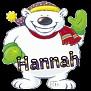 Hannah Polar Bear