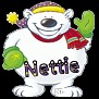 Nettie Polar Bear