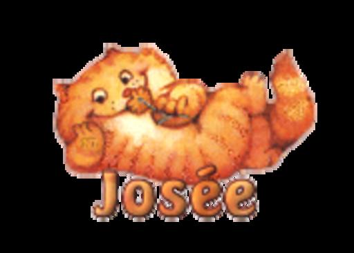 Josee - SpringKitty