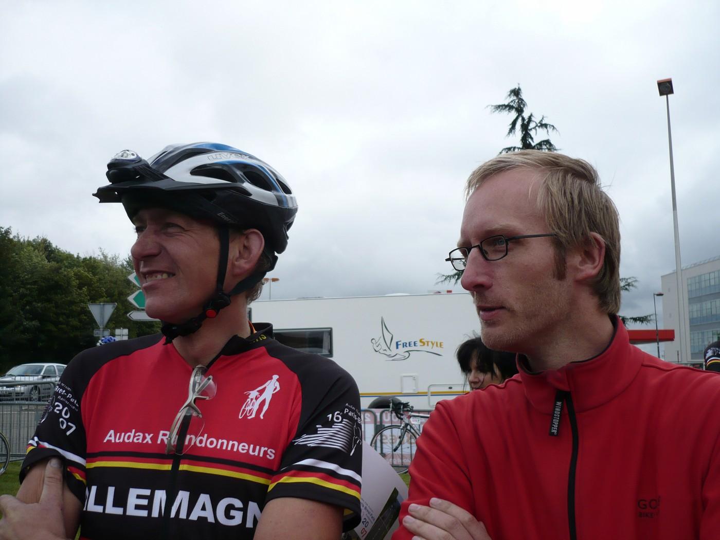 Uli und Jörg