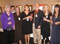 Pat Kennedy, Nick Godano, Carol (Keslo) Speed, Anna Solcz, Michel Perec, Paula Darmofal & Stephanie (Sinclair) Ribaudo