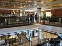 Across the Atrium to Raffles, Mayfair below - AURORA
