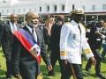 Pres. Preval, 14 May 2006