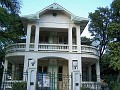 Je suis située tout en haut du Bois - Verna.J' appartenais à La Famille Rivière qui me donna en adoption à L' Institut Français d' Haïti.