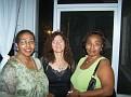 Dr Marlene Racine-Toussaint, Danielle Walton, Marie EddieRacine.