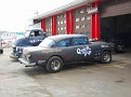 55Chevywithtowvehicle