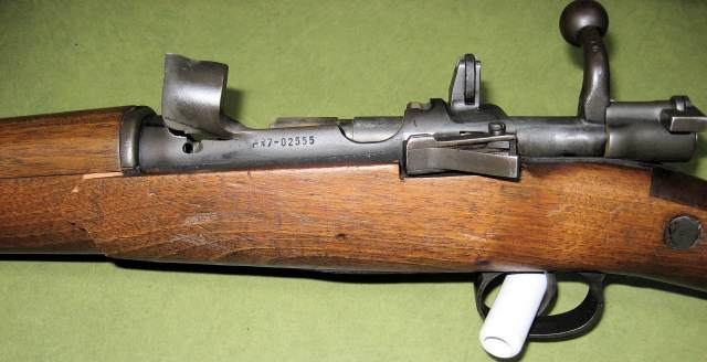 Catastrophic Failure - 1893 Spanish Mauser