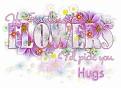 Hugs IfFriendsWereFlowers VD-vi