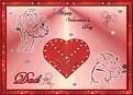 la silhouettes-of-love Dad
