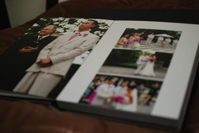Introducing our wedding album photo 11