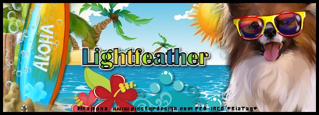 Lightfeatherstag24