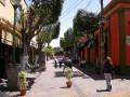 Their main shopping street.