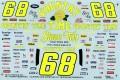 1993 Bobby Hamilton PINK 685