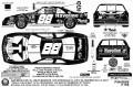 1995 88 Ernie Irvan Ref  645