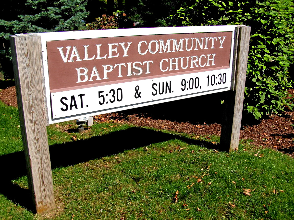 AVON - VALLEY COMMUNITY BAPTIST CHURCH - 01