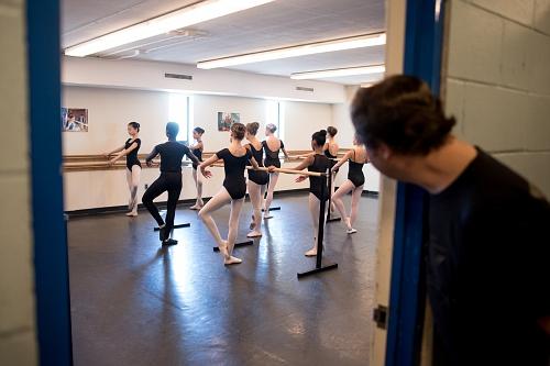 Brighton Ballet Practice DG-23