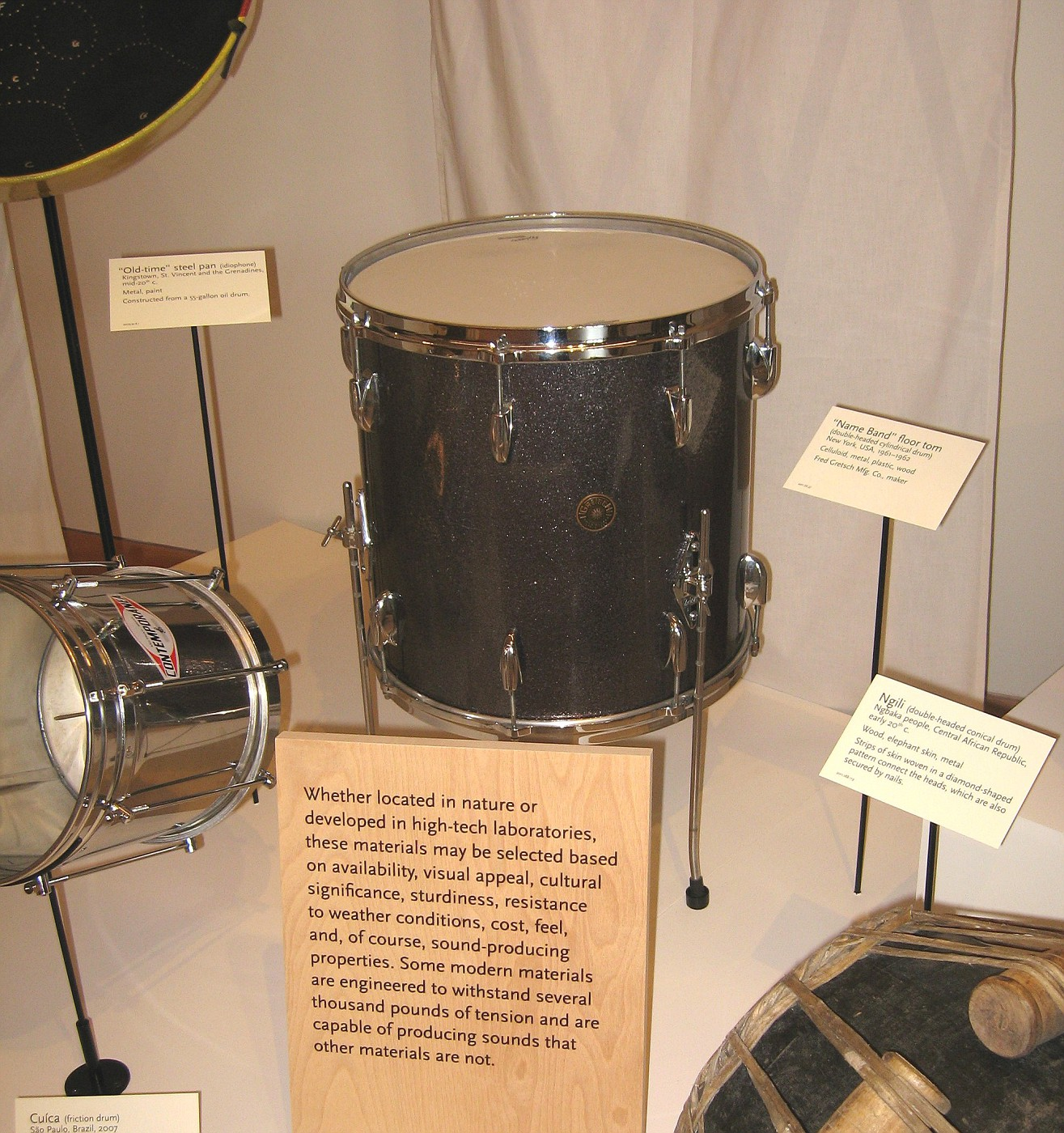 Musical Instrument Museum Drums Of The World Drummerworld Rope Tension Parts Diagram Cooperman Fife And Then I Will Move Through Rest Show You Other Drum Related Items Took Pictures Maybe 1 What Is In This