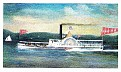 American Heritage Steamboats #15 Wilson G  Hunt 1849