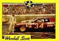 1991 K & M Sports Legends Wendell Scott #WS22 (1)