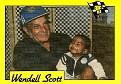 1991 K & M Sports Legends Wendell Scott #WS28 (1)