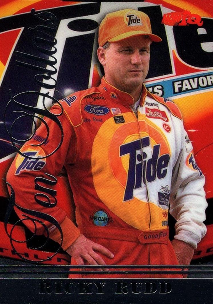1997 Racing IQ Ten Dollar Phone Card #09 (1)