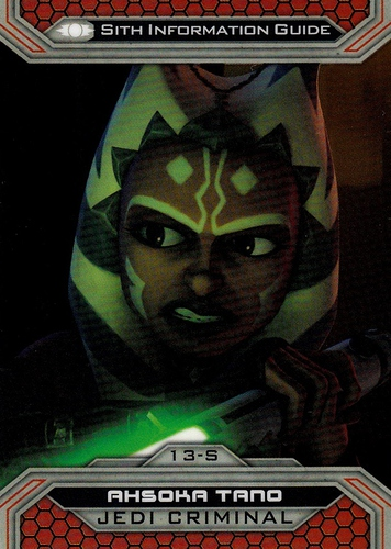 Chrome Perspectives Jedi vs  Sith #13S (1)