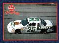 Action 1993 AC Racing Ken Schrader
