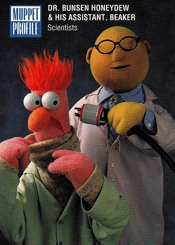 1993 Cardz Muppets #35 (1)