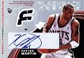 Kenyon Martin 2002-03 SPx