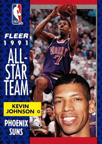 1991-92 Fleer #210 (1)