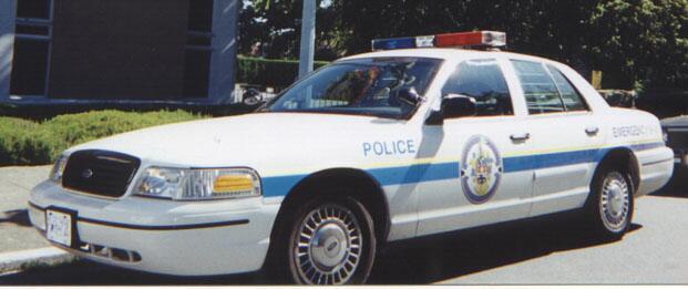 BC - Esquimalt, Victoria, Police