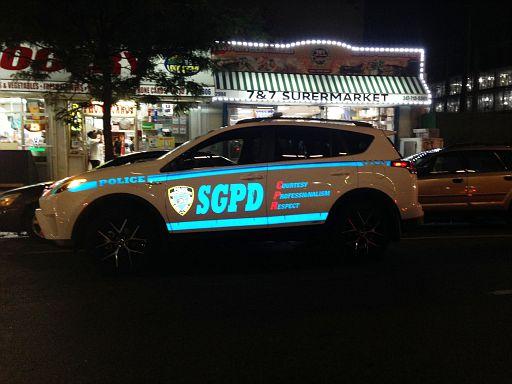 NY - Sea Gate Police