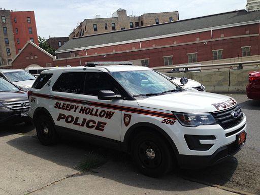 NY - Sleepy Hollow Police