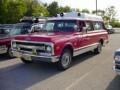 1970's Chevy Suburban Ambulance