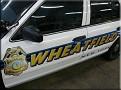 NY - Wheatfield Police door