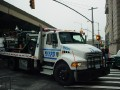 NYPD flatbed