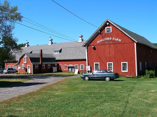 GRANBY - HOLCOMB FARM