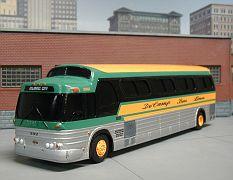 De Camp Bus Lines Montclair N.J.