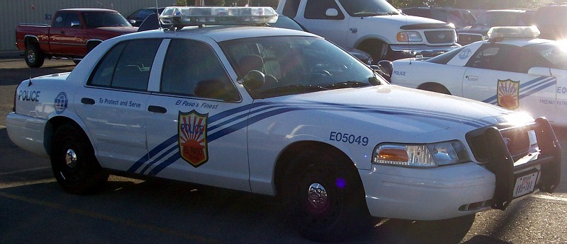 2005 Ford Police Interceptor