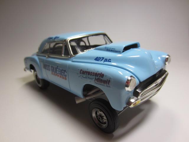 """1951 Chevrolet Gasser! Terminé """"SHOP RELASE"""" 26/01/2013 151-vi"""