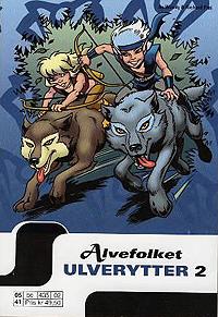 Ulverytter - Alvefolket