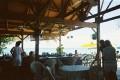 The bar on the bay at Rainbow Bay (beach?)